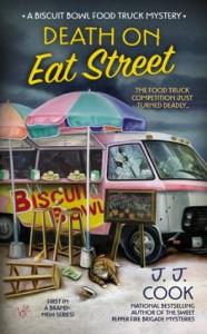 Death on Eat Street - J.J. Cook