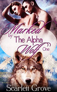 Marked By The Alpha Wolf: Book One (Braving Darkness 1) - Scarlett Grove
