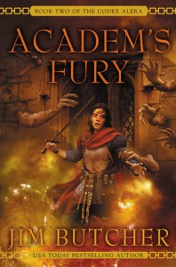 Academ's Fury  - Jim Butcher