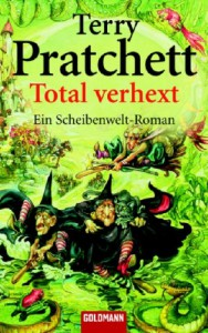 Total verhext - Terry Pratchett, Andreas Brandhorst