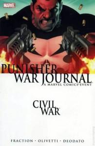 Civil War: Punisher War Journal - Matt Fraction, Mike Deodato Jr., Ariel Olivetti