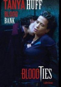 Blood Bank - Tanya Huff