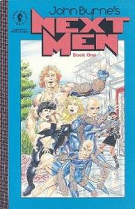 John Byrne's Next Men Book 1 - John Byrne
