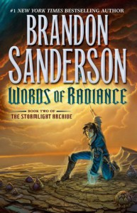 Words of Radiance  - Brandon Sanderson, Michael Kramer