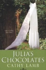 Julia's Chocolates - Cathy Lamb