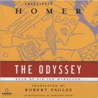 The Odyssey - Homer, Ian McKellen
