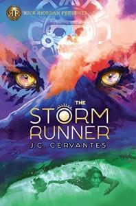 The Storm Runner -  J.C. Cervantes, Jennifer Cervantes
