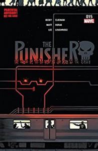 The Punisher (2016-) #15 - Matt Horak, Declan Shalvey, Becky Cloonan