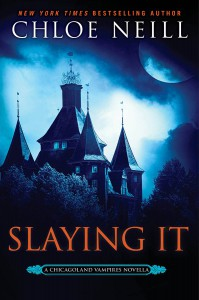 Slaying It - Chloe Neill