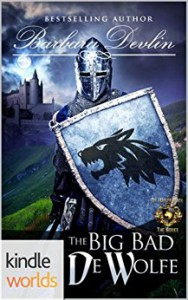 World of de Wolfe Pack: The Big Bad De Wolfe (Kindle Worlds Novella) (Heirs of Titus De Wolfe Book 2) - Barbara Devlin