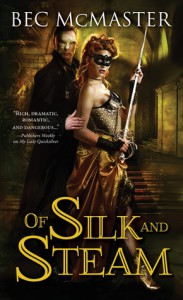 Of Silk and Steam - Bec McMaster