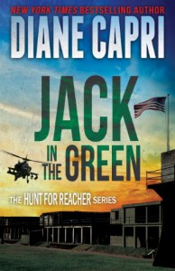 Jack in the Green (The Hunt for Jack Reacher Series Book 5) - Diane Capri