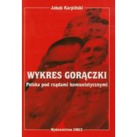 Wykres gorączki. Polska pod rządami komunistycznymi - Jakub Jabłoński
