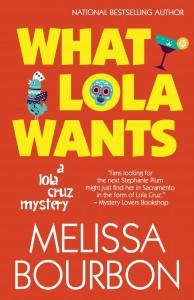 What Lola Wants - Melissa Bourbon