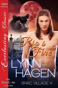 Rio's Fire - Lynn Hagen