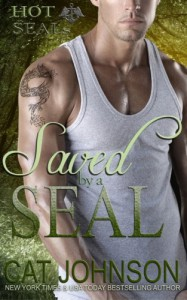 Saved by a SEAL (Hot SEALs) (Volume 2) - Cat Johnson