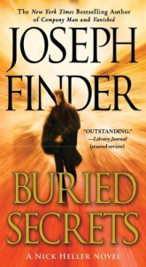 Buried Secrets (Nick Heller) by Joseph Finder (2012-01-03) - Joseph Finder