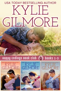 Happy Endings Book Club Boxed Set Books 1-3 - Kylie Gilmore