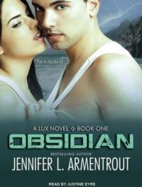 Obsidian  - Justine Eyre, Jennifer L. Armentrout
