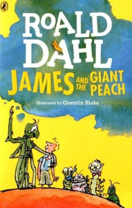 James and the Giant Peach - Roald Dahl, Quentin Blake
