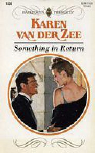 Something in Return - Karen van der Zee