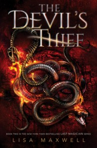 The Devil's Thief - Lisa Maxwell