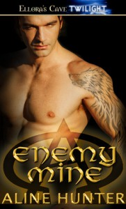 Enemy Mine (Alpha and Omega Series, #2) - Aline Hunter