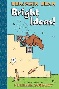Benjamin Bear in Bright Ideas - Philippe Coudray