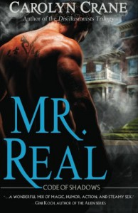 Mr. Real: Code of Shadows: Book 1 (Volume 1) - Carolyn Crane