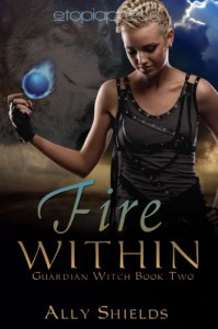Fire Within - Ally Shields