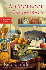 A Cookbook Conspiracy  - Kate Carlisle