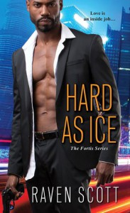 Hard As Ice - Raven Scott