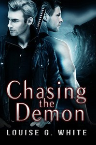 Chasing The Demon (Gateway Book 2) - Louise G White