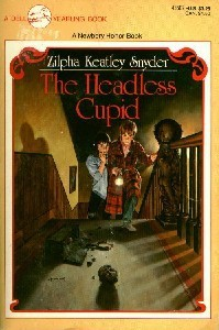The Headless Cupid - Zilpha Keatley Snyder