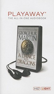 A Dance with Dragons (Song of Ice and Fire) - George R.R. Martin, Roy Dotrice