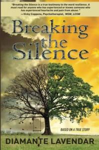 Breaking the Silence - Diamante Lavendar