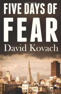 Five Days of Fear - David Kovach