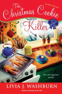 The Christmas Cookie Killer - Livia J. Washburn