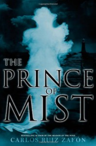 The Prince of Mist - Carlos Ruiz Zafón, Lucia Graves