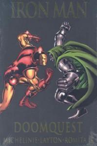 Iron Man vs. Doctor Doom: Doomquest (Marvel Premiere Classic) - David Michelinie, Bob Layton, John Romita Jr.