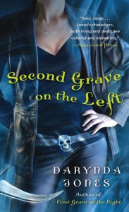 Second Grave on the Left (Charley Davidson #2) - Darynda Jones
