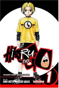 Hikaru no Go, Vol. 1: Descent of the Go Master - Yumi Hotta, Takeshi Obata