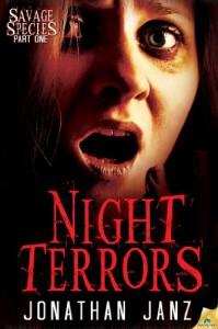 Night Terrors (Savage Species) - Jonathan Janz