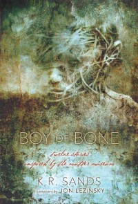 Boy of Bone: Twelve Stories Inspired by the Mutter Museum - K.R. Sands