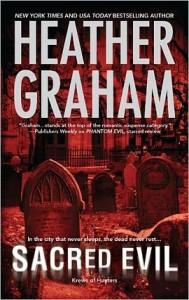 Sacred Evil - Heather Graham