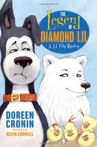The Legend of Diamond Lil: A J.J. Tully Mystery (J. J. Tully Mysteries) - Doreen Cronin, Kevin Cornell