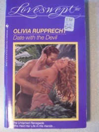 Date With the Devil (Loveswept, No 507) - Mallory Rush, Olivia Rupprecht