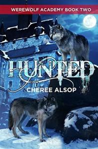 Hunted (Werewolf Academy #2) - Cheree Alsop