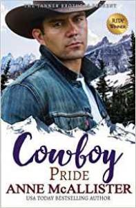 Cowboy Pride - Anne McAllister