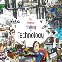 The Amazing History of Technology: A journey through time with 278 illustrations - Martin Welker, Silvia Svetec